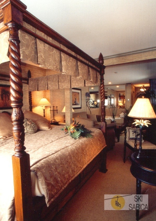 Best Western Fernie Mountain Lodge. Habitación.