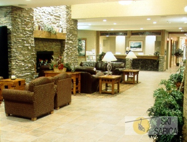 Best Western Fernie Mountain Lodge. Recepción.