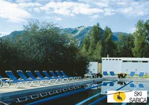 Aspen Meadows. Piscina