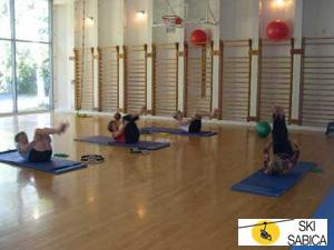 Aspen Meadows. GImnasio
