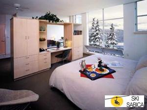 Aspen Meadows. Habitación doble