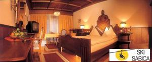 Hotel Maria Theresia. Suite