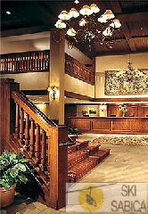 Hotel Vail Marriott. Hall.