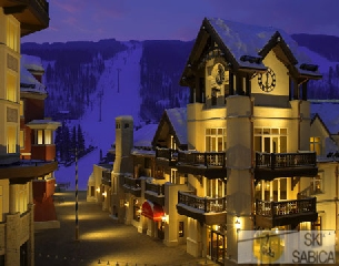 Arrabelle at Vail. Vista exterior.