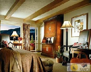 Lodge at Vail. Interior condominios.