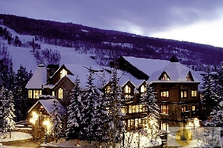 Vail Mountain Lodge. Vista exterior.