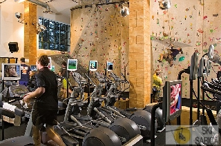 Vail Mountain Lodge. Gimnasio.