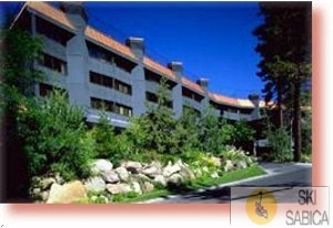 Tahoe Seasons Resort. Vista exterior.