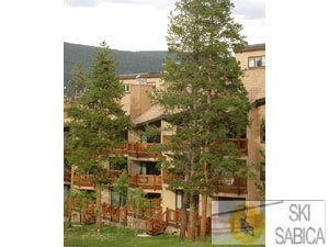 Resort Quest Breckenridge. Vista exterior.