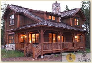 The Lodge at Breckenridge. Vista exterior.