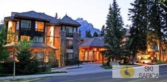 Delta Royal Canadian Lodge Banff