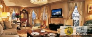 Hotel Cristallo Palace & Spa. Suite