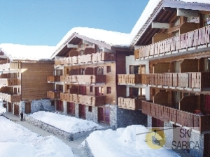 Residencia LG Les Chalets Edelweiss. Vista Exterior.